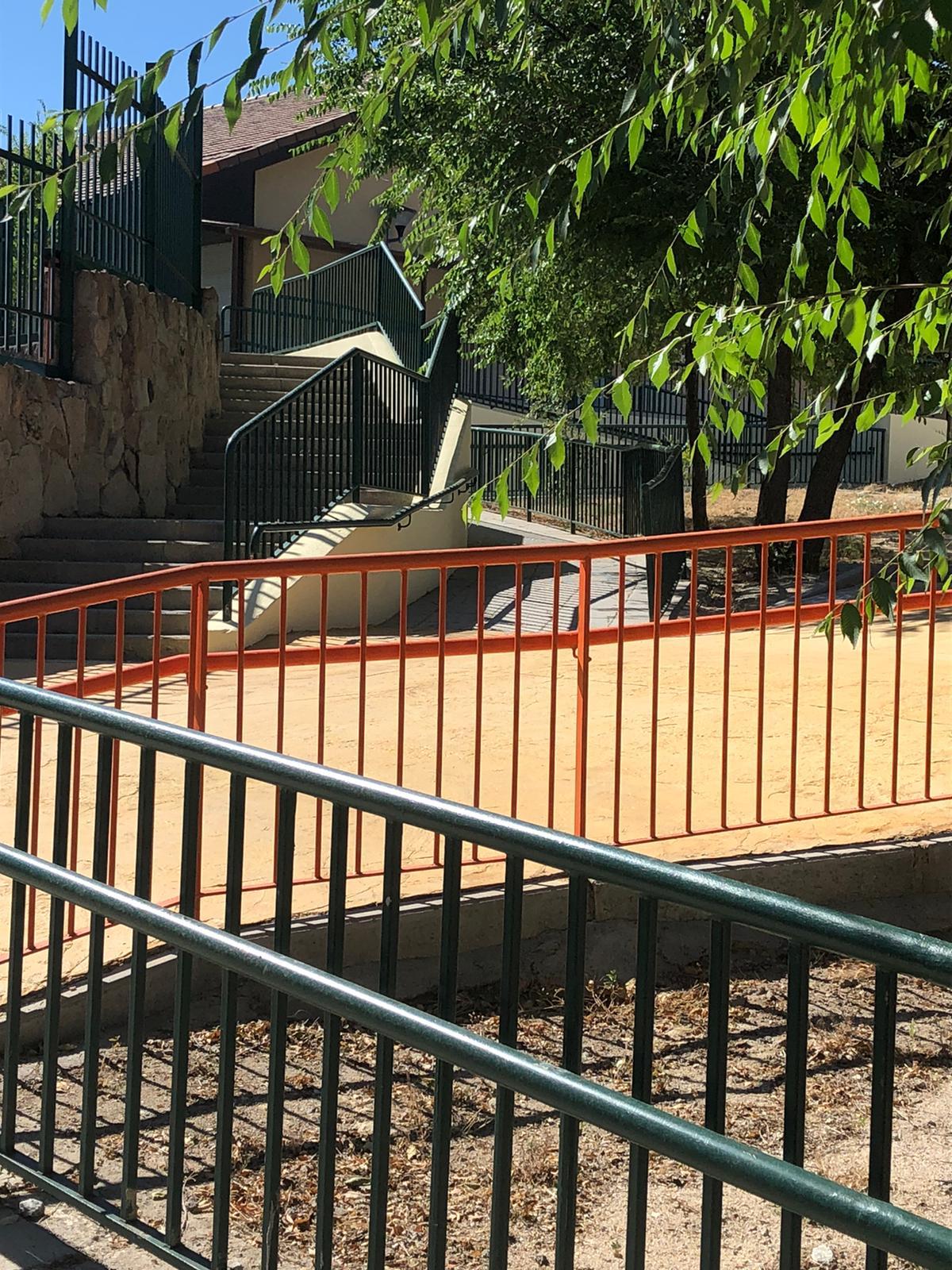 Imagen de la noticia Vuelta segura en los colegios de Alpedrete