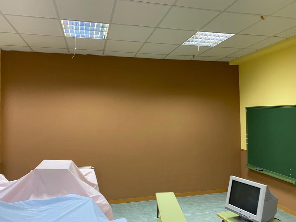 pintura colegios
