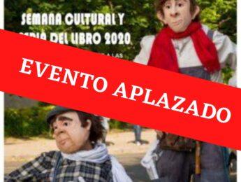"""Imagen de la noticia Aplazado: Espectáculo de calle """"Los Mañas"""""""