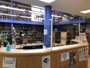 Imagen de la noticia Funcionamiento de la Biblioteca Municipal durante la crisis sanitaria