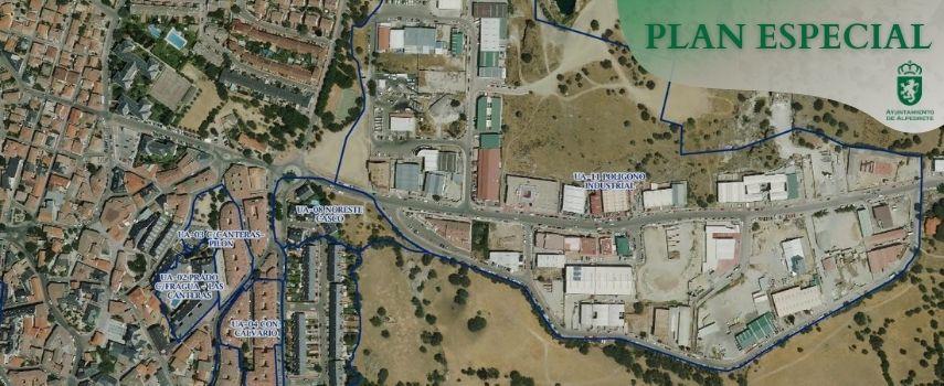 Imagen de la noticia Comienzan los trámites para desarrollar un Plan Especial en el Polígono de Alpedrete