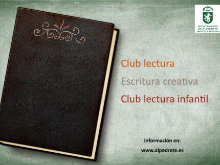 Club lectura biblioteca 2020