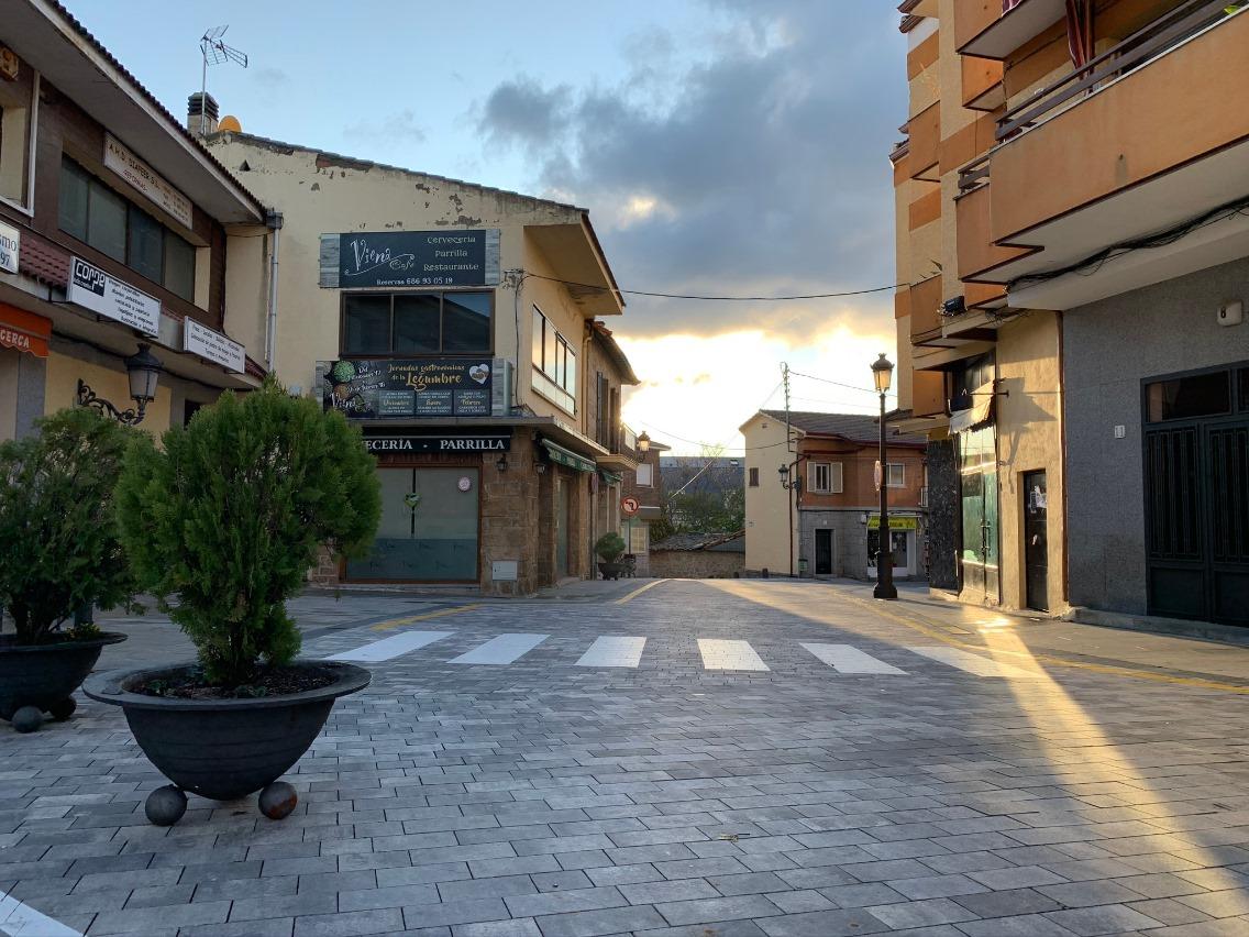 Imagen de la noticia La calle Real permanecerá cerrada al tráfico los fines de semana