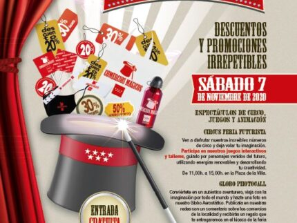 Imagen de la noticia Alpedrete se suma a la VI Edición de «Comercios Mágicos» de la Comunidad de Madrid