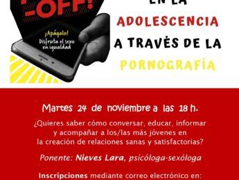 Imagen de la noticia La sexualidad en la adolescencia a través de la pornografía