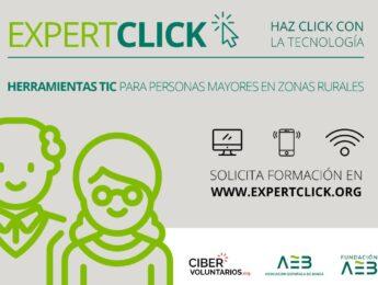 Imagen de la noticia Competencias digitales para mayores de 55: programa Expertclick