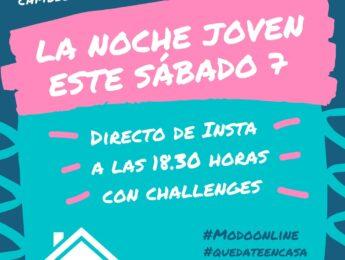 Imagen de la noticia La Noche Joven. Challenge on line