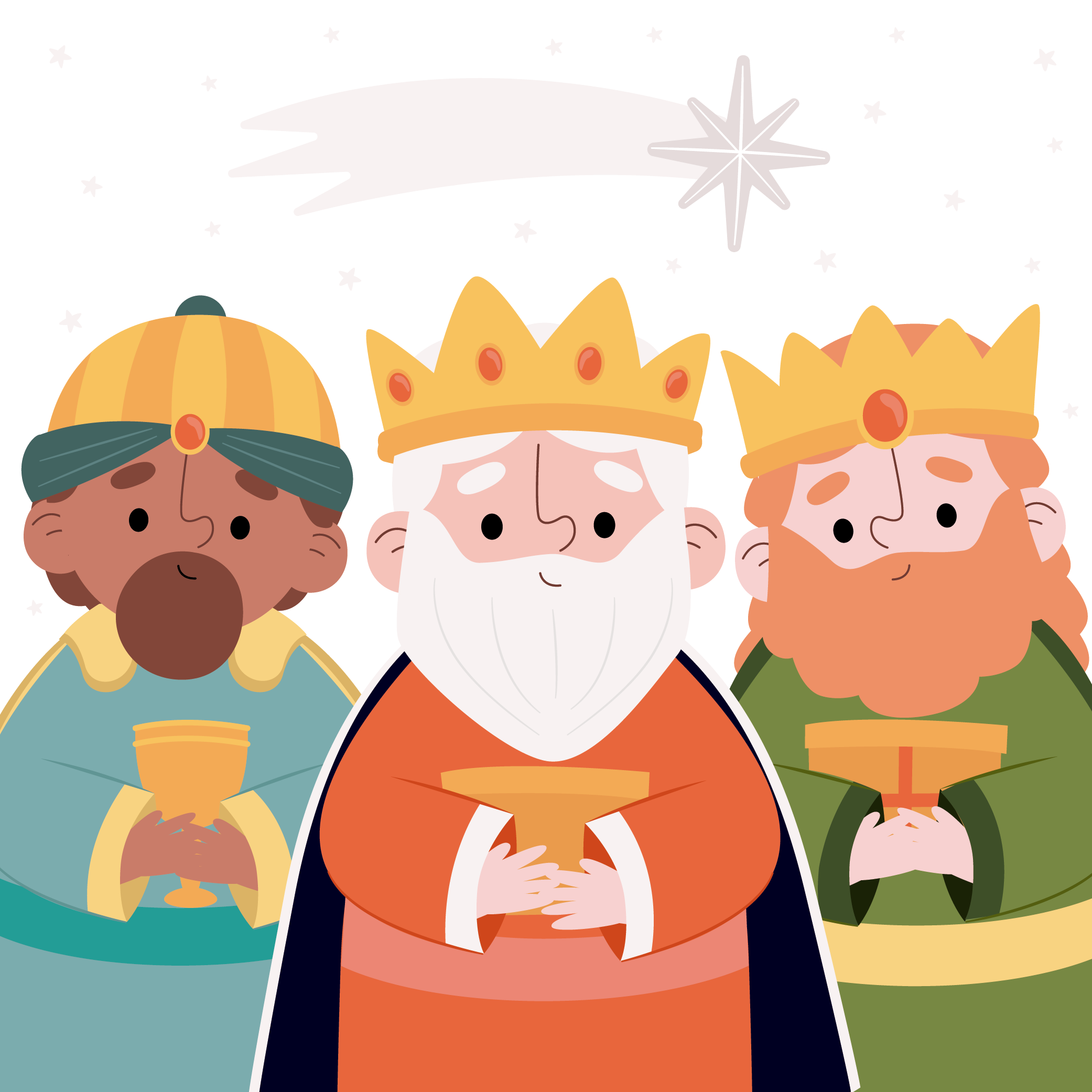 Imagen de la noticia Los Reyes Magos visitan Alpedrete