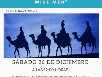 Imagen de la noticia Cuentacuentos online en inglés: «Helen and the fourth wise men»