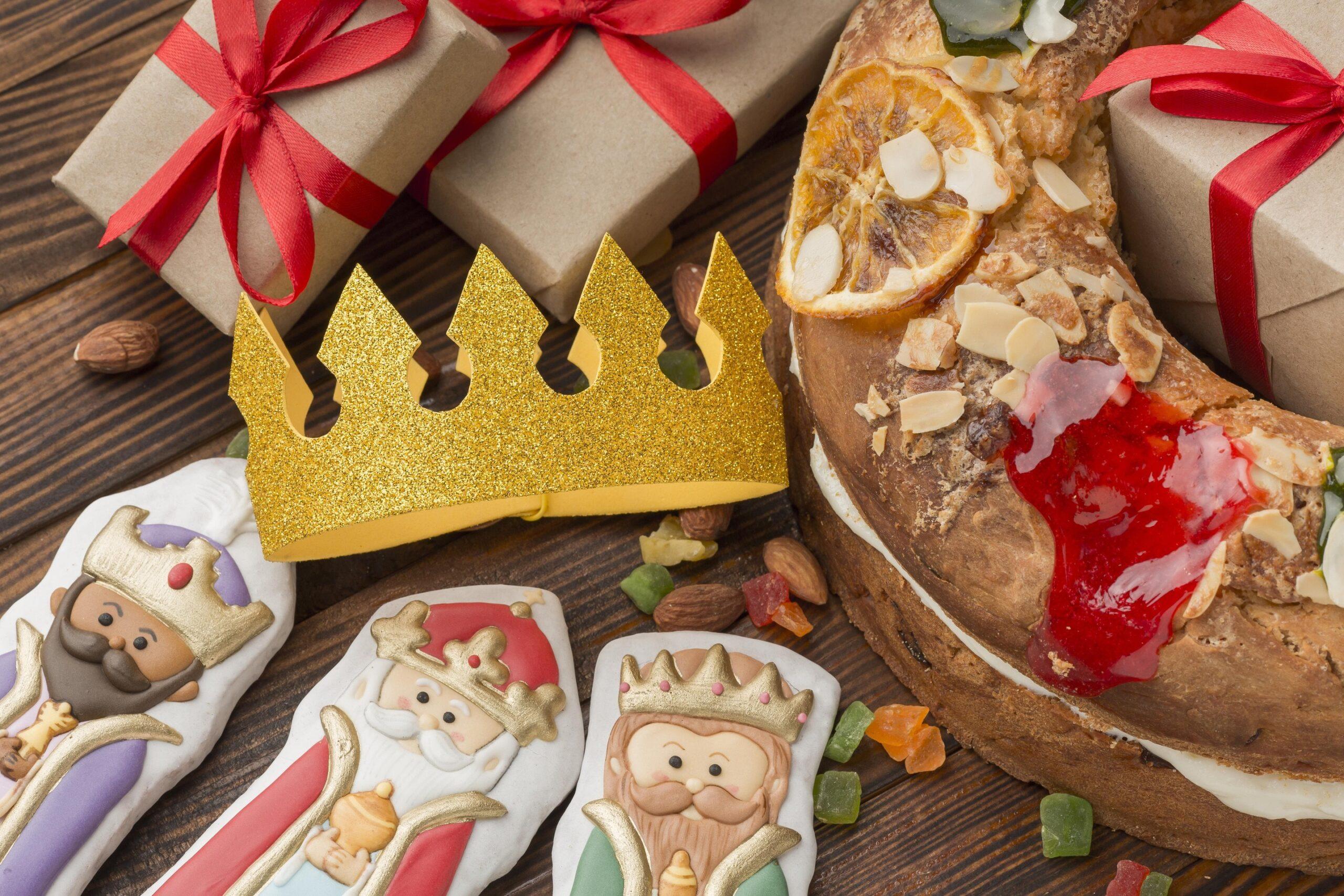 Imagen de la noticia El ayuntamiento regalará Roscones de Reyes a los mayores de 75 años.