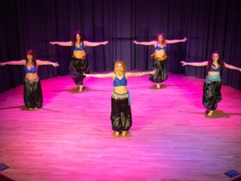 Imagen de la noticia Festival de danza oriental «Christmas Show»
