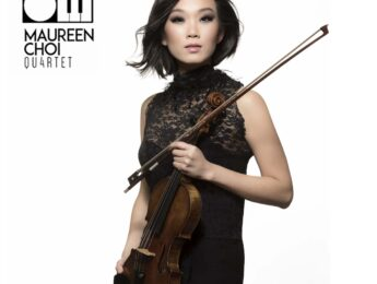 Imagen de la noticia Concierto: cuarteto Maureen Choi Quartet