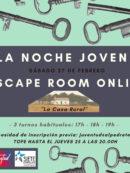 Imagen de la noticia Noche Joven: Escape room