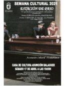 Imagen de la noticia Poesía dramatizada «Estación de paso»