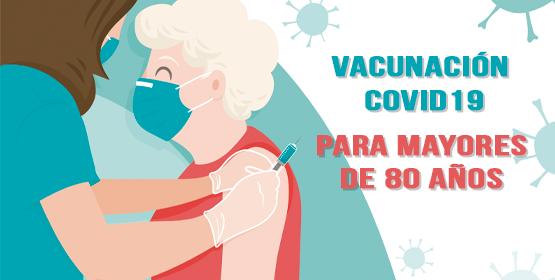 Imagen de la noticia Vacunación Covid19: Servicio gratuito de autobús para los mayores de 80 años