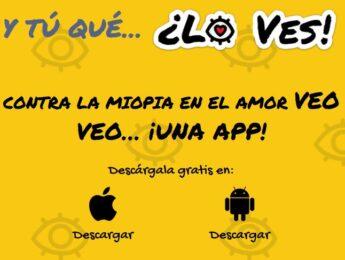 Imagen de la noticia «¿LO-VES!», una aplicación contra la miopía en el amor