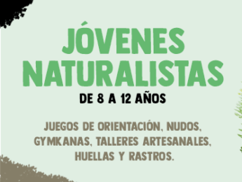 Imagen de la noticia Jóvenes Naturalistas