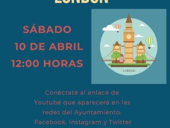 Imagen de la noticia Cuentacuentos en inglés «Let's go to London»