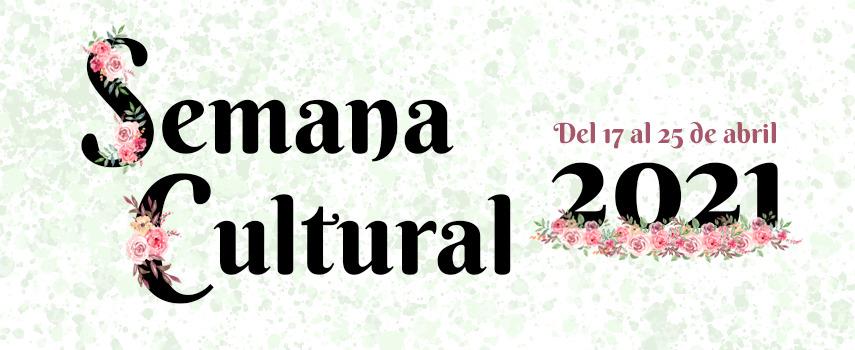 Imagen de la noticia Semana Cultural 2021