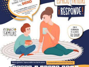 Imagen de la noticia Espacio para familias ¡responde!