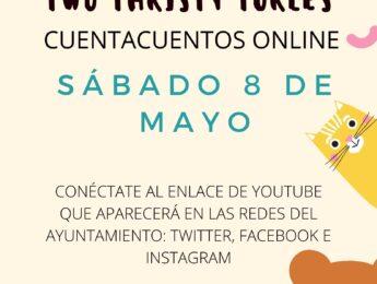 Imagen de la noticia Cuentacuentos on line en inglés «Bear and cat and two thirsty turtles»