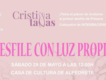 Imagen de la noticia Desfile inclusivo «Con Luz Propia» y espectáculo «Style, magia a mi estilo»