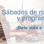 Imagen de la noticia Experimenta y aprende con «Robótica para jóvenes y familias»