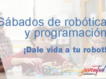 Imagen de la noticia Robótica para jóvenes y familias