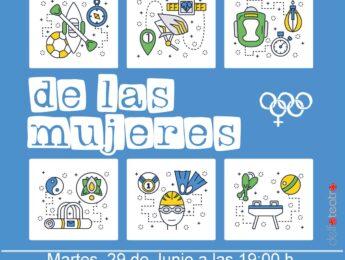 Imagen de la noticia Teatro: «Las olimpiadas de las mujeres»