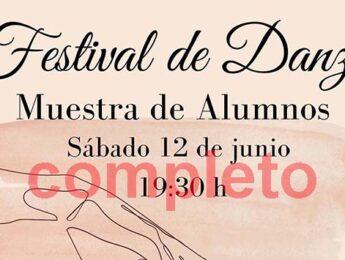 Imagen de la noticia Festival de danza. Muestra de alumnos