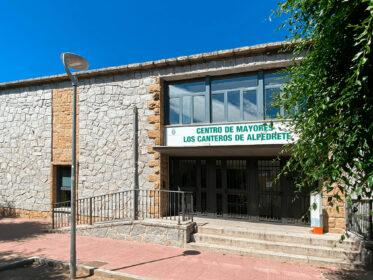 Imagen de la noticia Alpedrete reabre los centros de mayores del municipio