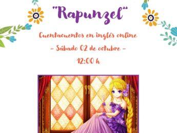 Imagen de la noticia Cuentacuentos online en inglés: «Rapunzel»