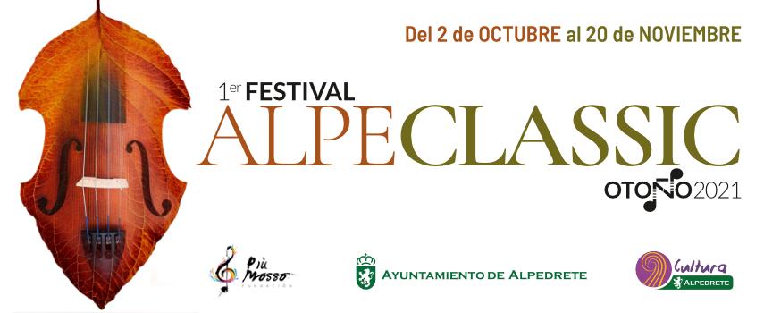 Imagen de la noticia I Festival de música clásica Alpeclassic 2021