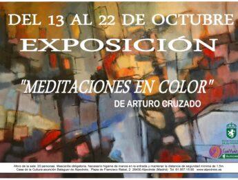 Imagen de la noticia «Meditaciones en color». Exposición