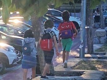 Imagen de la noticia Llegó la vuelta al cole a Alpedrete