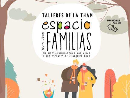 Imagen de la noticia «Espacio para familias» en otoño